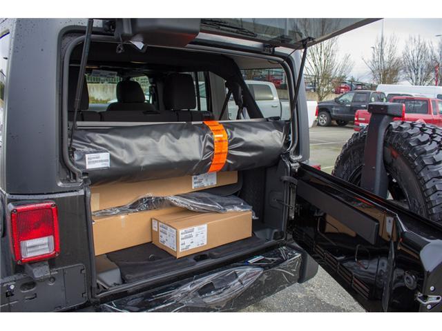 2018 Jeep Wrangler JK Unlimited Sport (Stk: J841800) in Abbotsford - Image 10 of 28