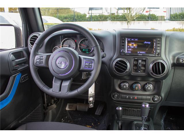 2018 Jeep Wrangler JK Unlimited Sport (Stk: J841800) in Abbotsford - Image 17 of 28