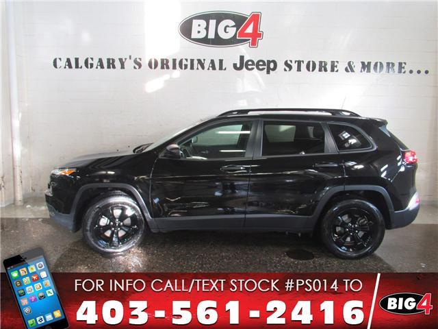 2018 Jeep Cherokee Sport (Stk: PS014) in Calgary - Image 1 of 20