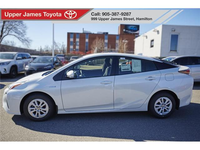 2018 Toyota Prius Base (Stk: 180411) in Hamilton - Image 2 of 11