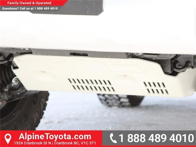 2018 Toyota 4Runner SR5 (Stk: 5523870) in Cranbrook - Image 19 of 19