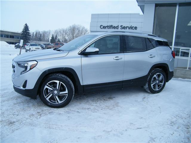 2018 GMC Terrain SLT Diesel (Stk: 53937) in Barrhead - Image 2 of 16