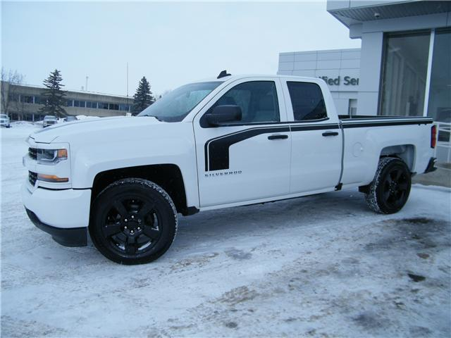 2018 Chevrolet Silverado 1500 Silverado Custom (Stk: 53875) in Barrhead - Image 2 of 17