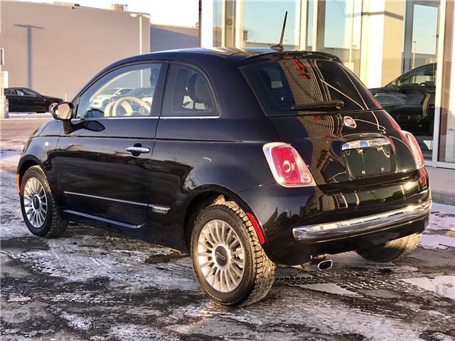 2013 Fiat 500 Lounge (Stk: P62621) in Regina - Image 3 of 21