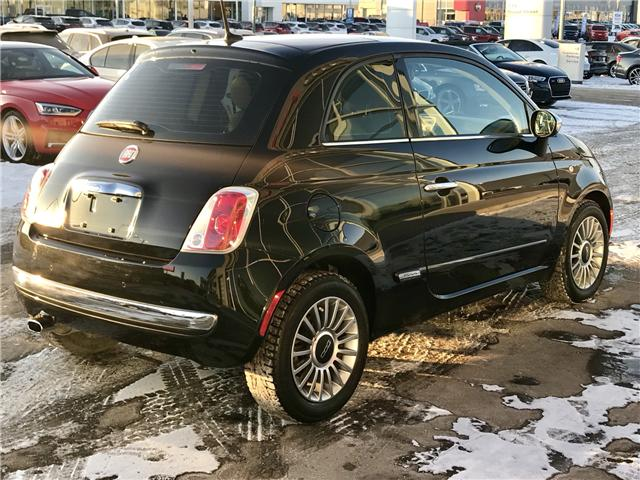 2013 Fiat 500 Lounge (Stk: P62621) in Regina - Image 5 of 21