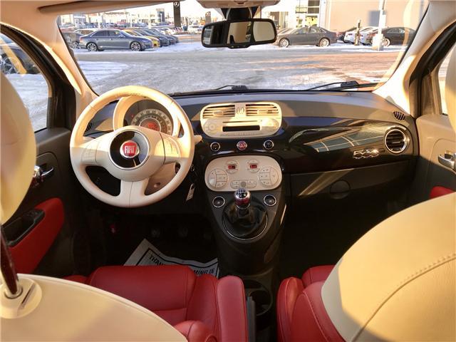 2013 Fiat 500 Lounge (Stk: P62621) in Regina - Image 11 of 21