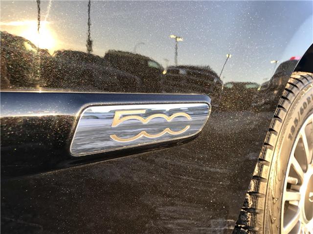 2013 Fiat 500 Lounge (Stk: P62621) in Regina - Image 12 of 21