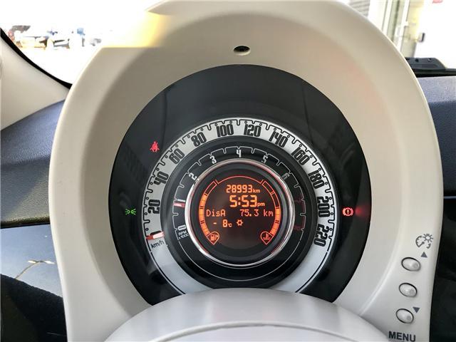 2013 Fiat 500 Lounge (Stk: P62621) in Regina - Image 14 of 21