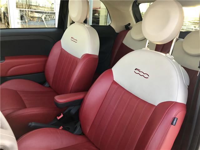 2013 Fiat 500 Lounge (Stk: P62621) in Regina - Image 20 of 21
