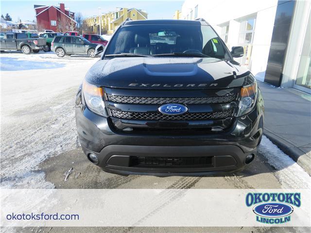 2014 Ford Explorer Sport (Stk: B82983) in Okotoks - Image 2 of 26