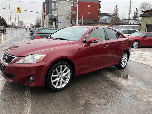2011 Lexus IS 250 Base (Stk: -) in Ottawa - Image 1 of 20
