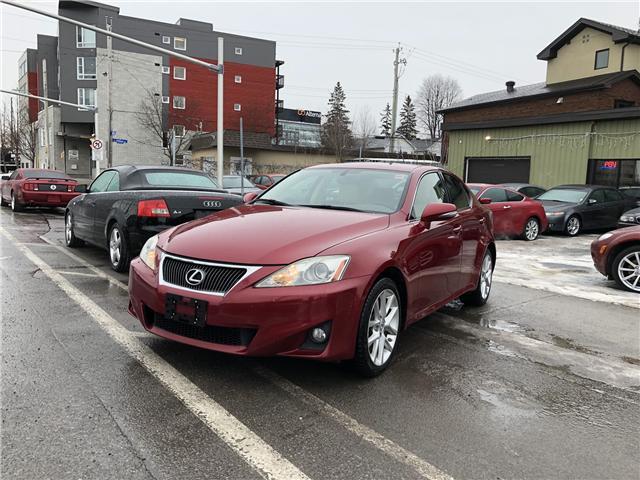 2011 Lexus IS 250 Base (Stk: -) in Ottawa - Image 2 of 20