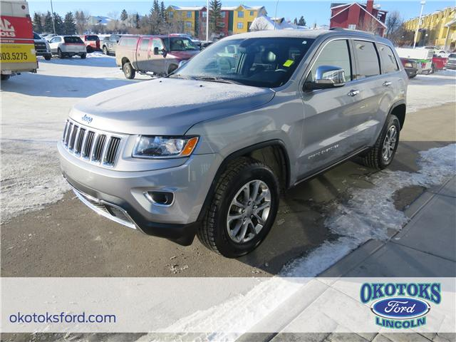 2016 Jeep Grand Cherokee Limited (Stk: B83001) in Okotoks - Image 1 of 22