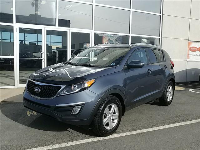 2016 Kia Sportage LX (Stk: U0236A) in New Minas - Image 1 of 18