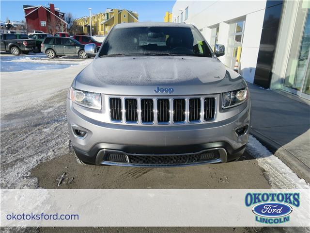 2016 Jeep Grand Cherokee Limited (Stk: B83001) in Okotoks - Image 2 of 22