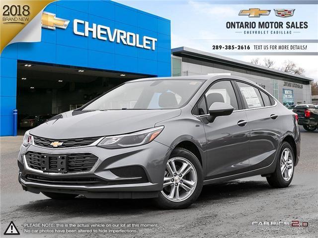 2018 Chevrolet Cruze LT Auto (Stk: 8169886) in Oshawa - Image 1 of 18