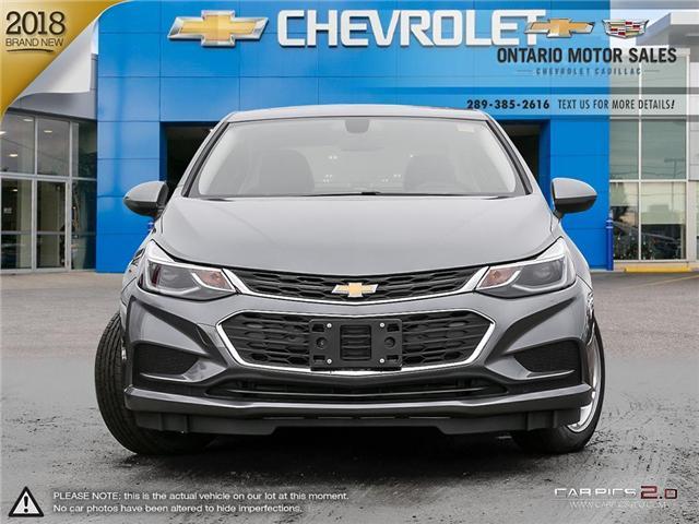 2018 Chevrolet Cruze LT Auto (Stk: 8169886) in Oshawa - Image 2 of 18
