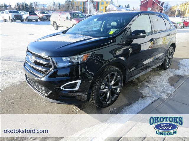 2017 Ford Edge Sport (Stk: B83008) in Okotoks - Image 1 of 22
