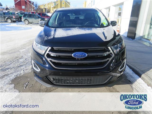2017 Ford Edge Sport (Stk: B83008) in Okotoks - Image 2 of 22