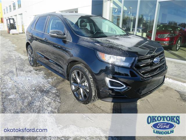 2017 Ford Edge Sport (Stk: B83008) in Okotoks - Image 3 of 22