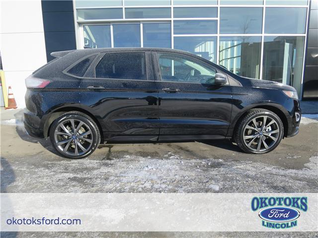 2017 Ford Edge Sport (Stk: B83008) in Okotoks - Image 4 of 22