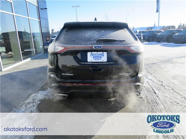 2017 Ford Edge Sport (Stk: B83008) in Okotoks - Image 6 of 22