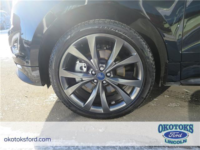 2017 Ford Edge Sport (Stk: B83008) in Okotoks - Image 7 of 22