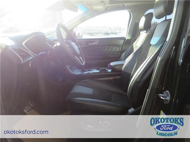 2017 Ford Edge Sport (Stk: B83008) in Okotoks - Image 9 of 22