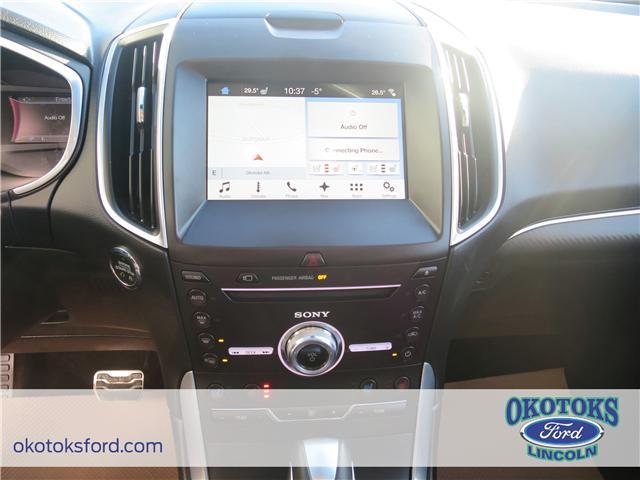 2017 Ford Edge Sport (Stk: B83008) in Okotoks - Image 13 of 22