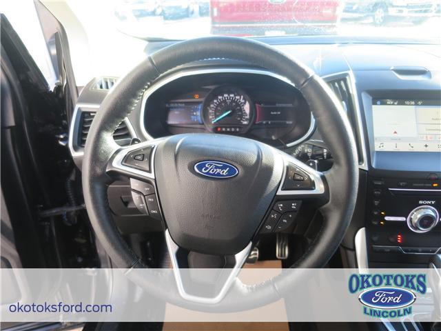 2017 Ford Edge Sport (Stk: B83008) in Okotoks - Image 16 of 22