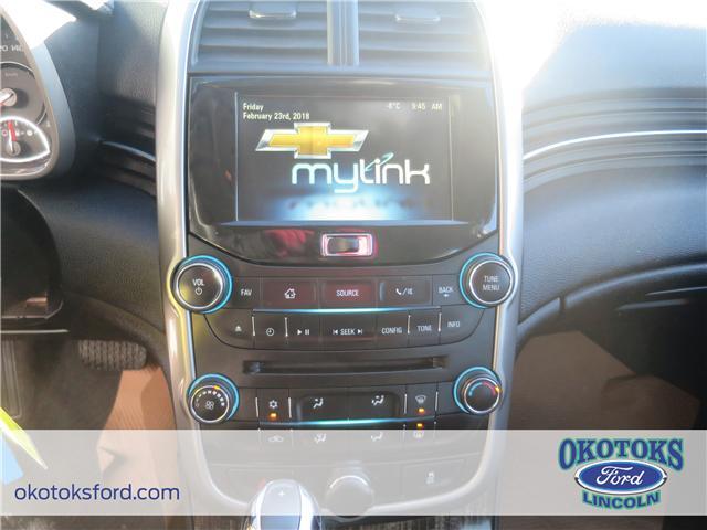 2015 Chevrolet Malibu 1LT (Stk: B83010) in Okotoks - Image 11 of 19