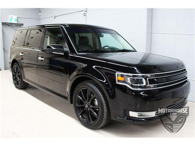 2018 Ford Flex Limited (Stk: 1652) in Carleton Place - Image 13 of 40