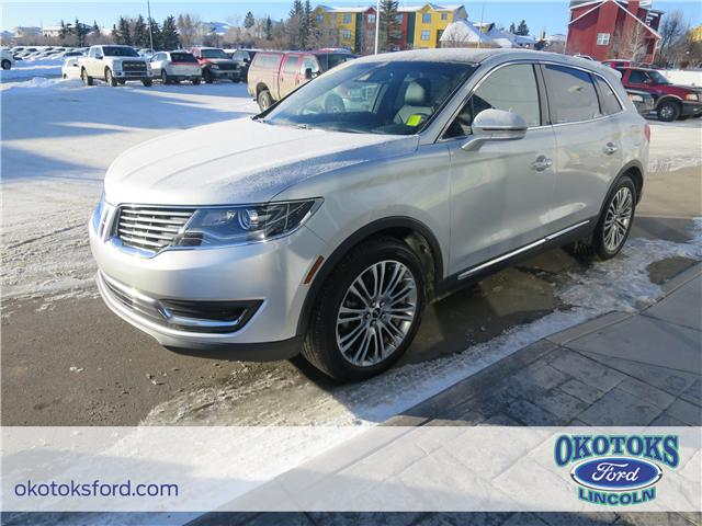 2016 Lincoln MKX Reserve (Stk: B83012) in Okotoks - Image 1 of 21