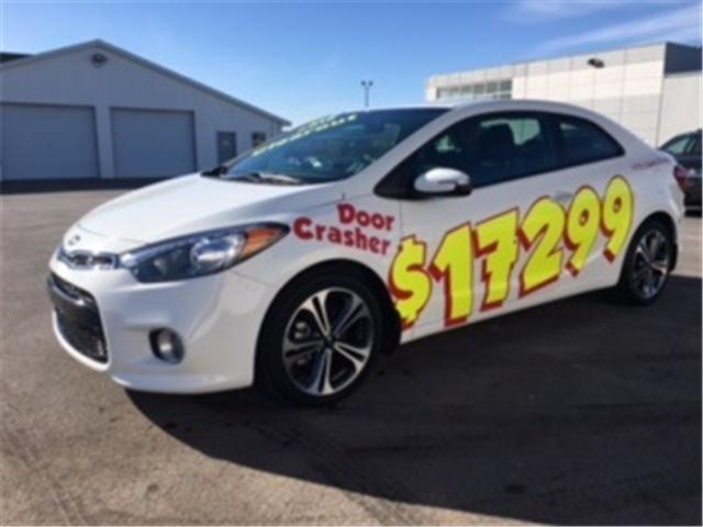 2016 Kia Forte Koup 2.0L EX (Stk: G5472170) in Antigonish / New Glasgow - Image 1 of 17