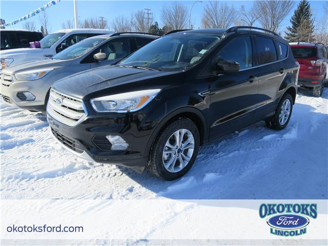 2018 Ford Escape SE (Stk: J-219) in Okotoks - Image 1 of 5
