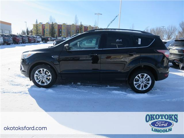 2018 Ford Escape SE (Stk: J-219) in Okotoks - Image 2 of 5