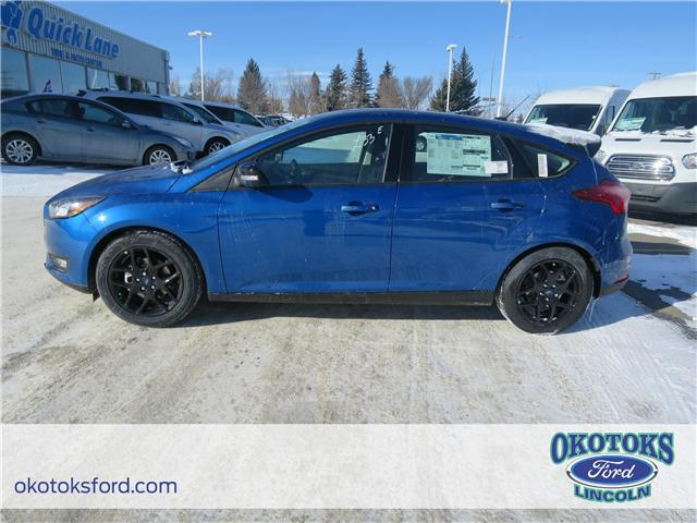 2018 Ford Focus SEL (Stk: JK-136) in Okotoks - Image 2 of 5