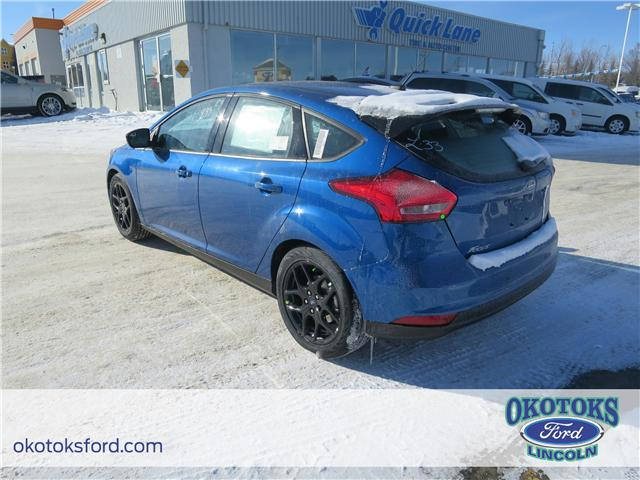 2018 Ford Focus SEL (Stk: JK-136) in Okotoks - Image 3 of 5