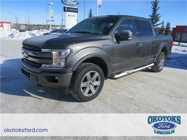 2018 Ford F-150 Lariat (Stk: JK-165) in Okotoks - Image 1 of 5