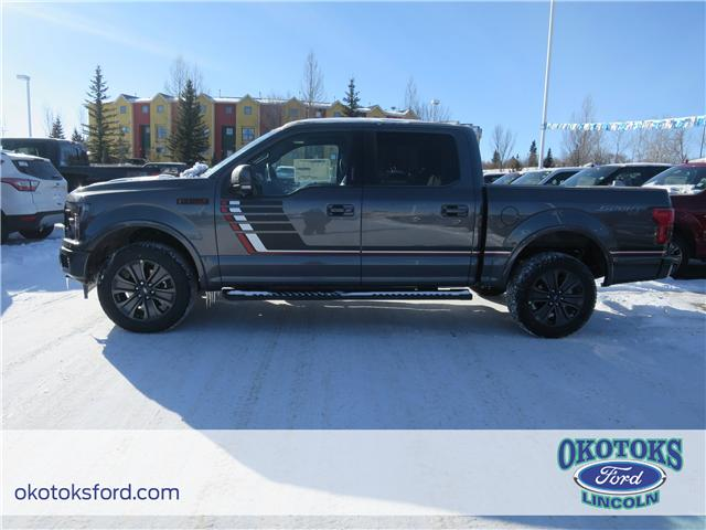 2018 Ford F-150 Lariat (Stk: JK-168) in Okotoks - Image 2 of 5