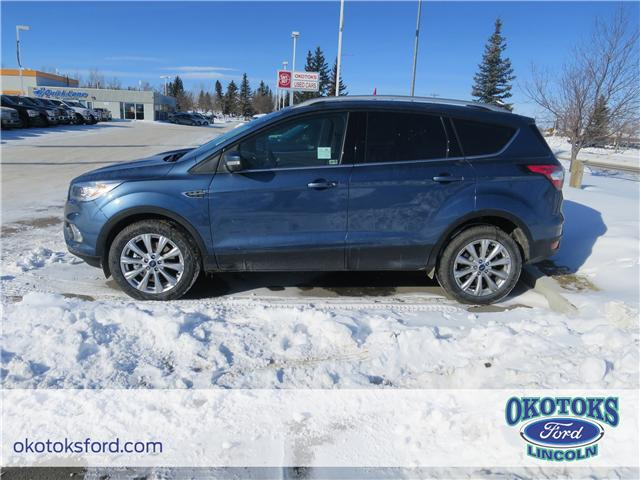 2018 Ford Escape Titanium (Stk: J-333) in Okotoks - Image 2 of 5