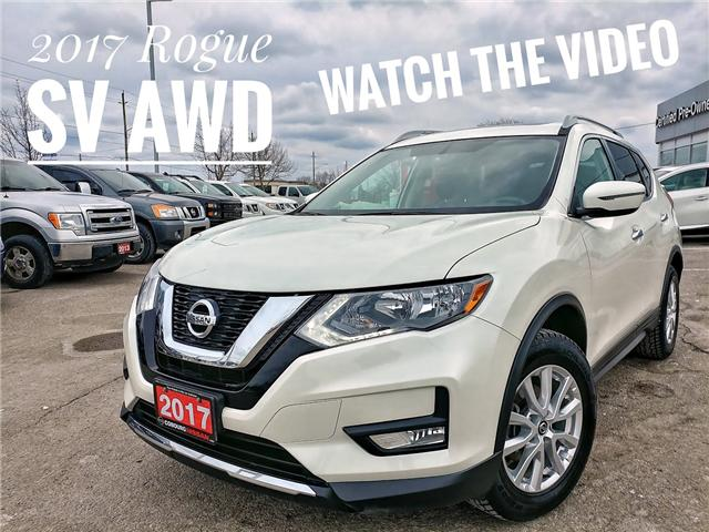 2017 Nissan Rogue SV (Stk: HC771036) in Cobourg - Image 1 of 35
