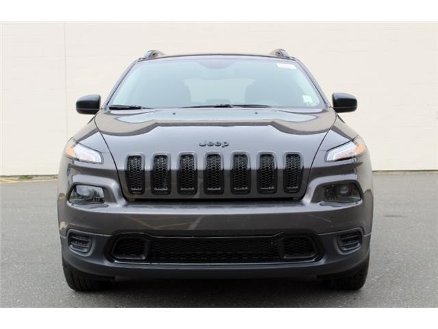 2017 Jeep Cherokee Sport (Stk: W626370A) in Courtenay - Image 2 of 27