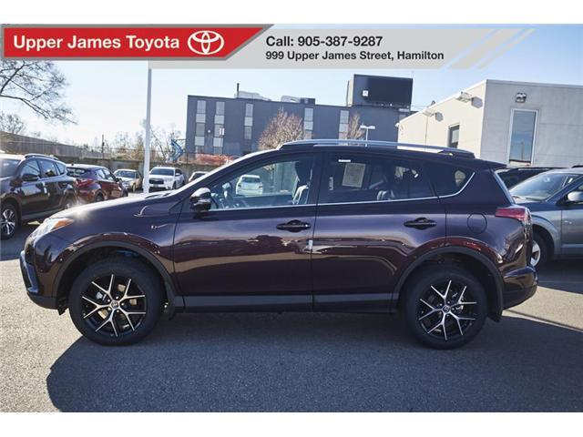 2018 Toyota RAV4 SE (Stk: 180415) in Hamilton - Image 2 of 16