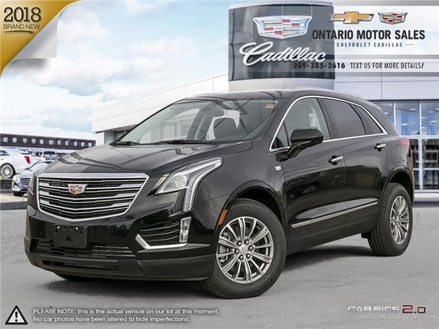 2018 Cadillac XT5 Luxury (Stk: 8168638) in Oshawa - Image 1 of 18
