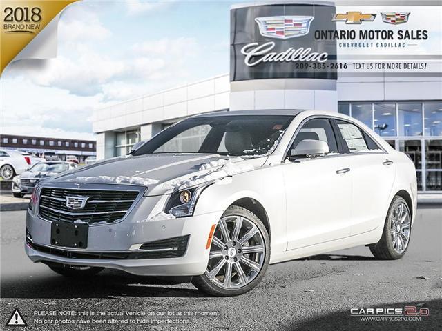 2018 Cadillac ATS 2.0L Turbo Luxury (Stk: 8131106) in Oshawa - Image 1 of 18