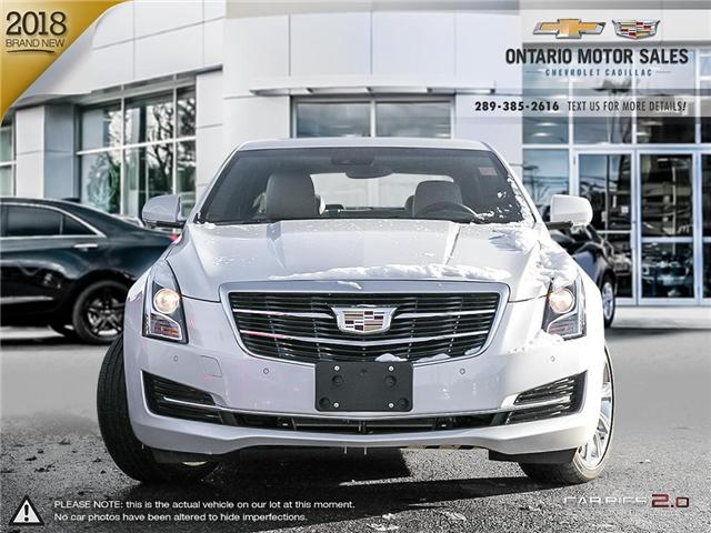 2018 Cadillac ATS 2.0L Turbo Luxury (Stk: 8131106) in Oshawa - Image 2 of 18