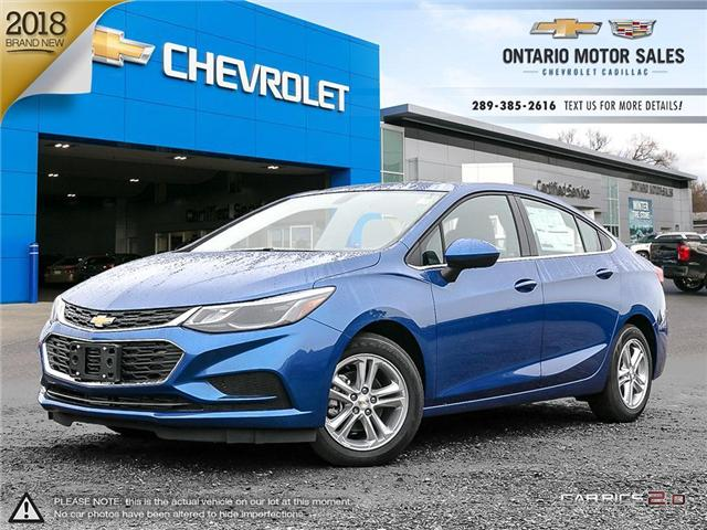2018 Chevrolet Cruze LT Auto (Stk: 8115394) in Oshawa - Image 1 of 20