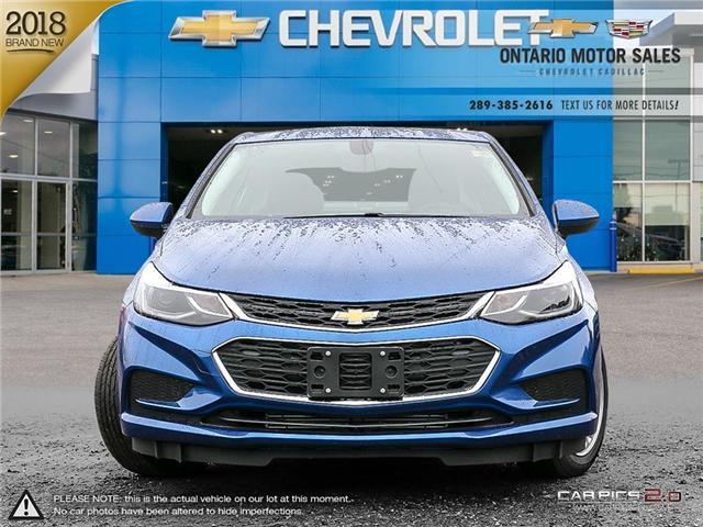 2018 Chevrolet Cruze LT Auto (Stk: 8115394) in Oshawa - Image 2 of 20