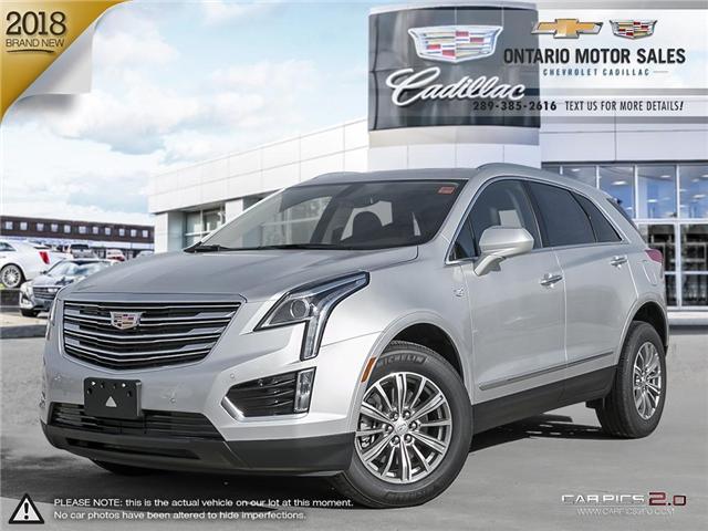 2018 Cadillac XT5 Luxury (Stk: 8184030) in Oshawa - Image 1 of 18